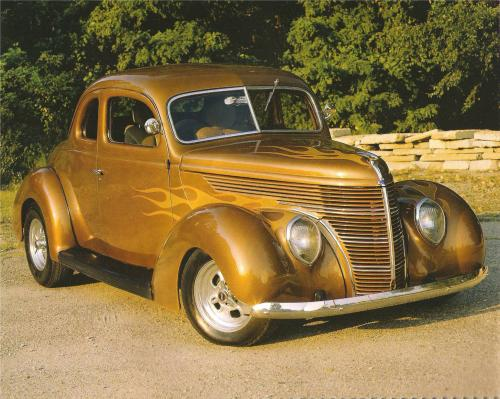 Oldredneck s profile notoverthehill for 1941 dodge 5 window coupe